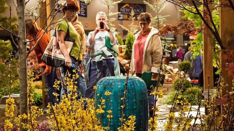 Drought's influence seen at Outdoor Living and Landscape Show